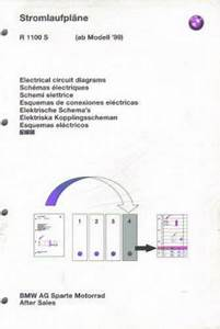 Bmw R1100s Electrical Circuit Diagrams