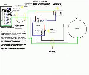 Single Phase Motor Wiring Schematic Best Of 220v Diagram