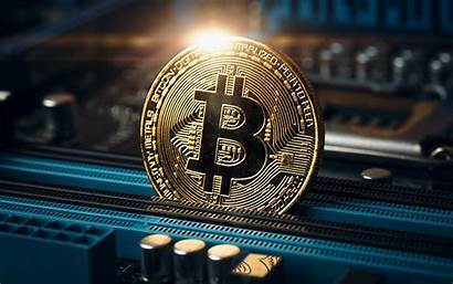 Bitcoin Business Crypto Currency Coin Mining Gold