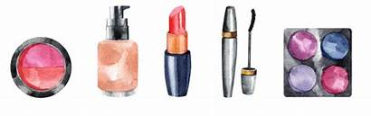 Makeup Watercolor Doll Cosmetics Too Much Psychology