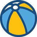 Ball Beach Icons Icon