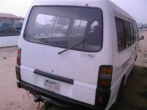 Naija Used Mitsubishi L300 With Diesel Engine