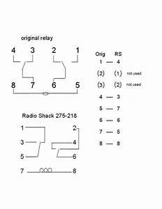 Diagram  4 Pin Relay Diagram 4 Pin Relay Wiring 4 Pin Relay Animation 4 Pin Relay Connection