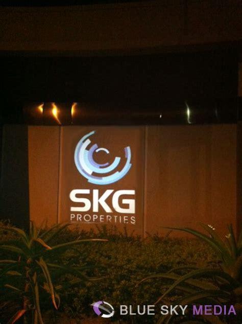 gobo projection     corporate logo  create
