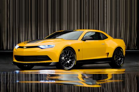 2013 chevy camaro lt1 2014 chevrolet camaro is transformers 4 bumblebee