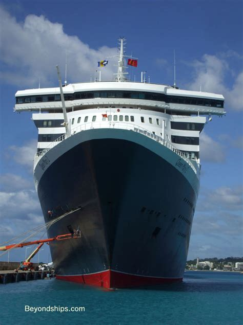 queen mary  profile page