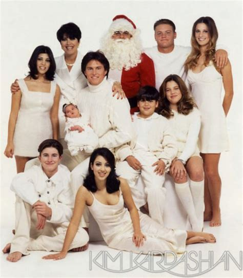 Maybe you would like to learn more about one of these? Kardashian Christmas Cards over the years - Mirror Online