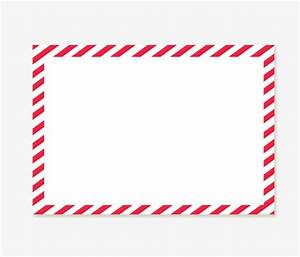 Red stripes border, Red And White Border, Frame, Striped ...