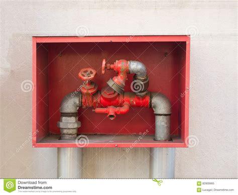 Brass City Fire Hydrant Stock Photography