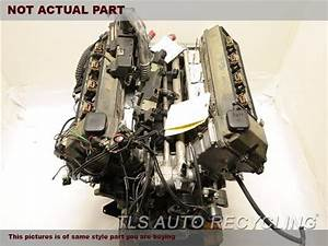 2000 Bmw 740il Engine Assembly