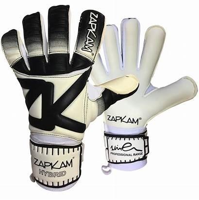 Gloves Goalkeeper Cut Goalie Hybrid Zapkam