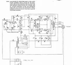 Baldwin 40 Watt Amplifier