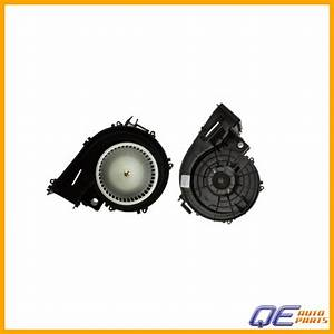 Front Hvac Blower Motor With Manual Ac Tyc 700043 For