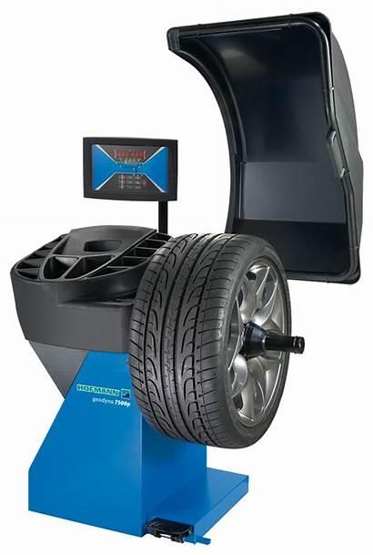 Geodyna Wheel Balancer Hofmann Balancers Balancing Mb
