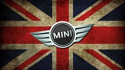 Union Jack Cooper Mini Wallpapers Desktop Racing