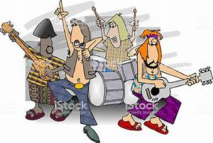 Rock Roll Band stock vector art 139394483 | iStock