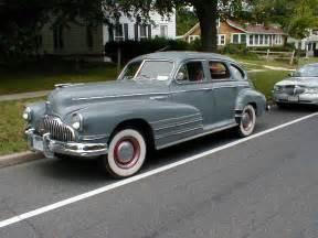 1942 Buick Sedan