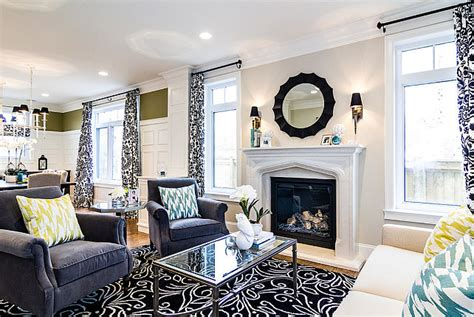 family home  stylish transitional interiors home