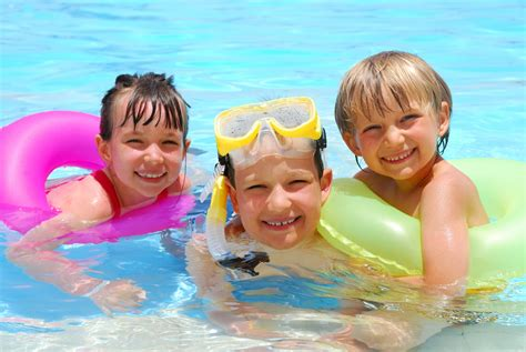 Offer May Children Say For Free, Free Parks, Swimming Pool
