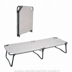 Lit De Camp : lits de camp et divers install service ~ Teatrodelosmanantiales.com Idées de Décoration