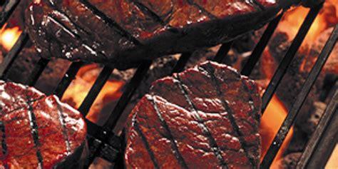 cuisiner une entrecôte au barbecue barbecue
