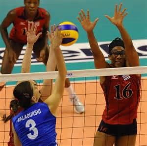 USA Olympic Volleyball Women
