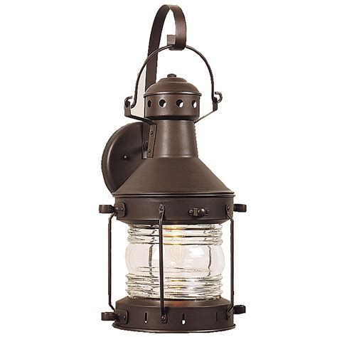 craftmade nautical 1 light outdoor wall lantern reviews