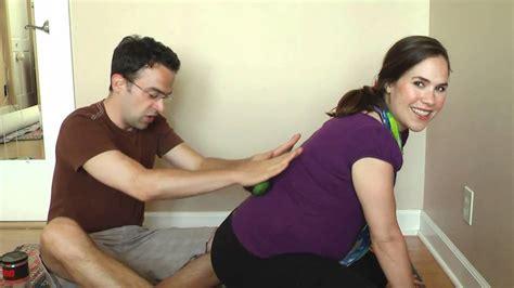 Amazing Back Massager For Pregnant Women Youtube