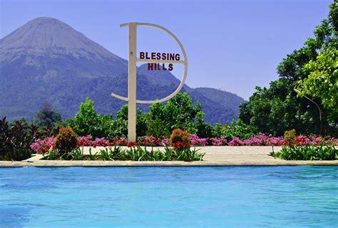 lokasi  rute menuju blessing hills trawas mojokerto