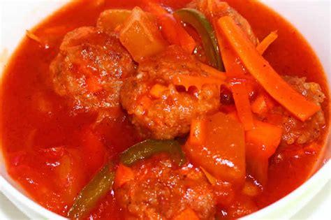 boulettes de viande sauce tomate cookeo accompagner les