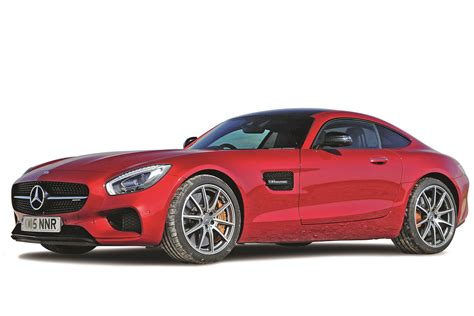 Mercedes-amg Gt Coupe Review