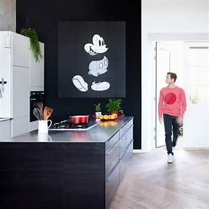 Maus In Der Küche : micky maus schwarz wei von ixxi connox ~ Eleganceandgraceweddings.com Haus und Dekorationen