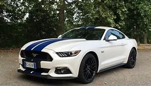 Ford Mustang GT V8 - Prova su Strada - Icon Wheels