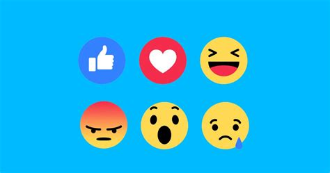 Facebook Reactions, the Totally Redesigned Like Button, Is ...