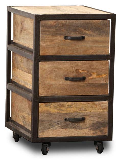 caisson bureau design caisson de bureau en teck
