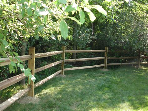 split rail fence photos split rail fence five star fence builders