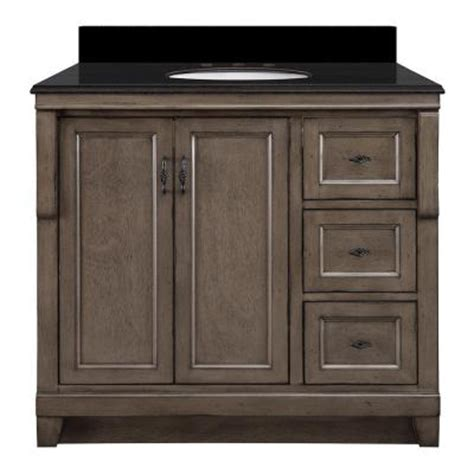 foremost naples 37 in w x 22 in d vanity in distressed