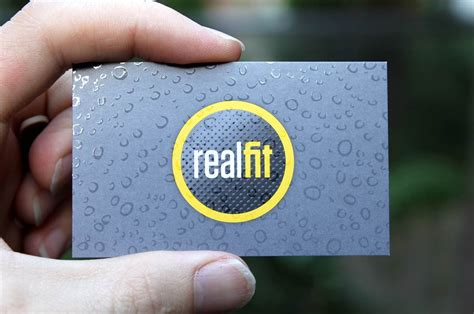 full colour business cards  spot gloss effects clubcard