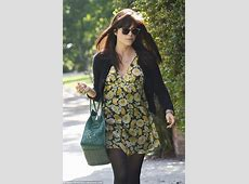 Selma Blair soaks up sunshine in floral frock Daily Mail