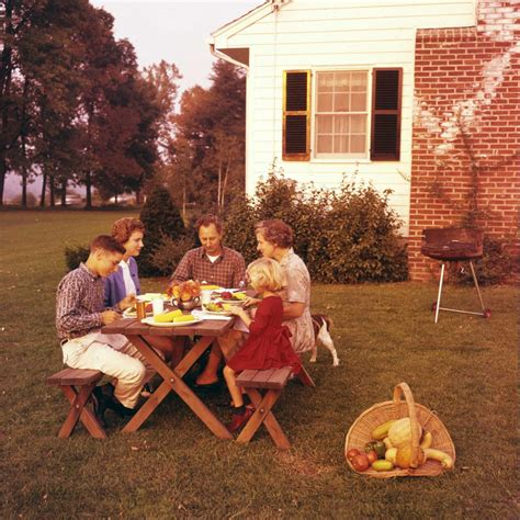 American Backyard by The American Backyard After Wwii Living The Country