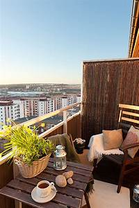 52, Smart, Decorating, Ideas, For, Small, Balcony