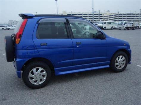 daihatsu terios 2000 2000 daihatsu terios kid pictures 0 7l gasoline