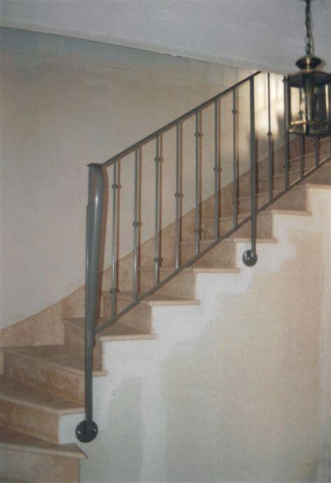 Rampe D Escalier Sur Enperdresonlapin