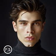Classic Hairstyle Men Haircut