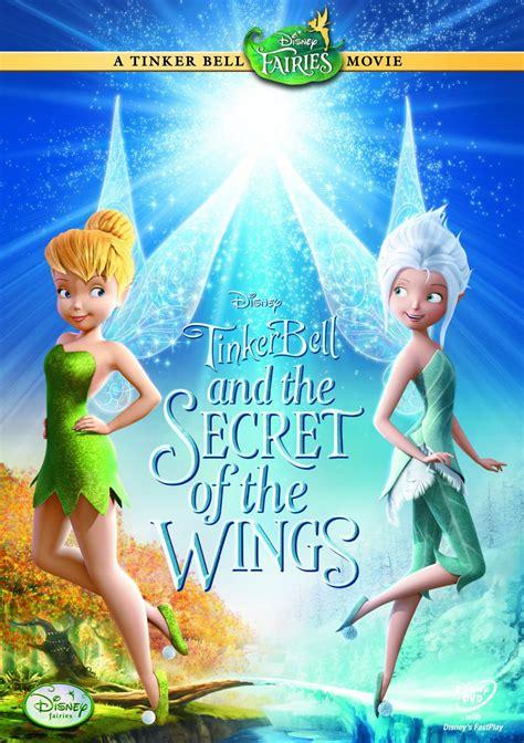 Tinkerbell Secret Of The Wings Dvd Cover Wwwimgkidcom