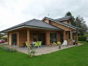 Maison En Bois Construction : notre savoir faire jolly construction bois ~ Melissatoandfro.com Idées de Décoration