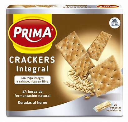 Crackers Prima Integrales