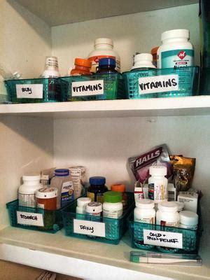 Kitchen Organization For Elderly by Medication Organizer Ideas Storage Solutions