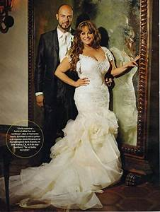 jenni rivera wedding dress by designer eduardo lucero With jenni rivera wedding ring