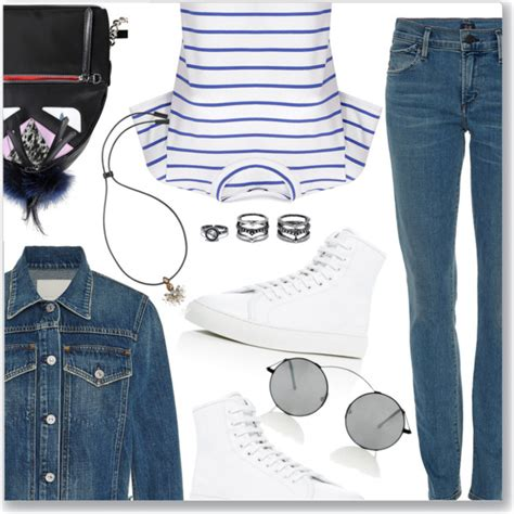 beautiful outfits  teen girls college style